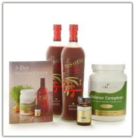 5-Day Nutritive Cleanse