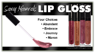 Savvy Minerals Gloss