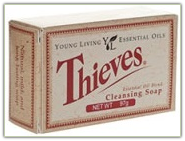 Thieves® Cleansing Soap - 3.45 oz